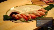 Суши от Шиенции ФФ15