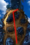 Condor War enemy path 11