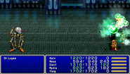 FF4PSP Enemy Ability Poison Gas