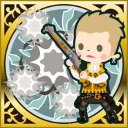 FFAB Blast Shot - Balthier Legend SR+