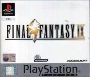 FFIX Platinum Cover