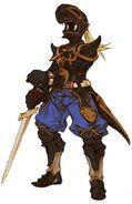 FFT Dark Knight Male