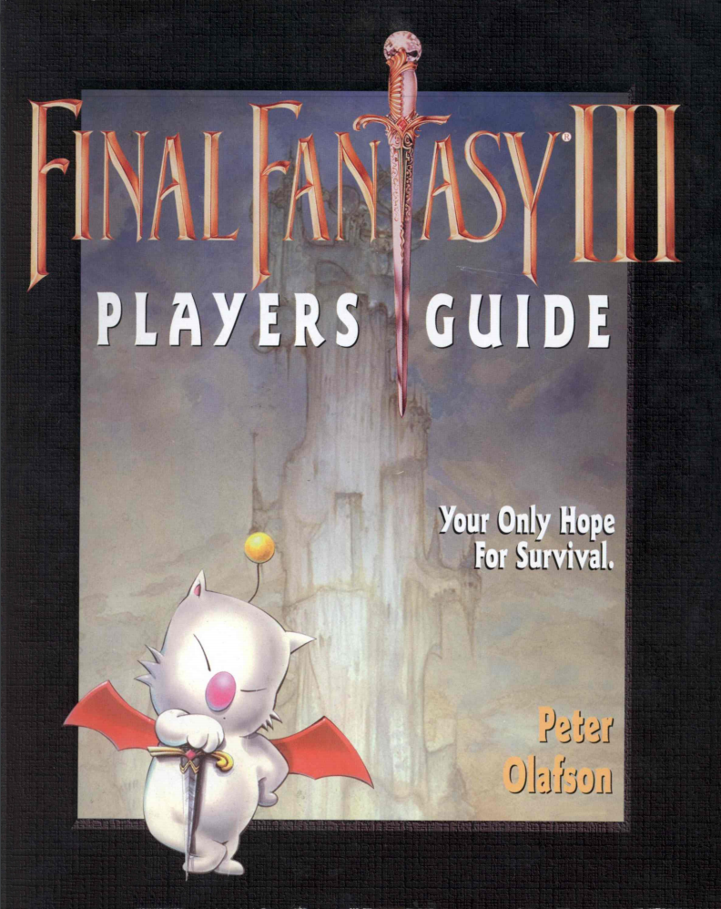 Final Fantasy III Players Guide
