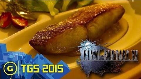 Final Fantasy XV - Fishing and Chocobo Riding Trailer