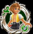 KHUX Tidus 4★ Medal