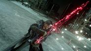 Noctis with Mutant Rakshasa Blade in FFXV