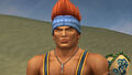 Wakka doesn't trust Rikku