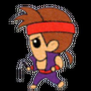 FF1 Monk V-Jump.png