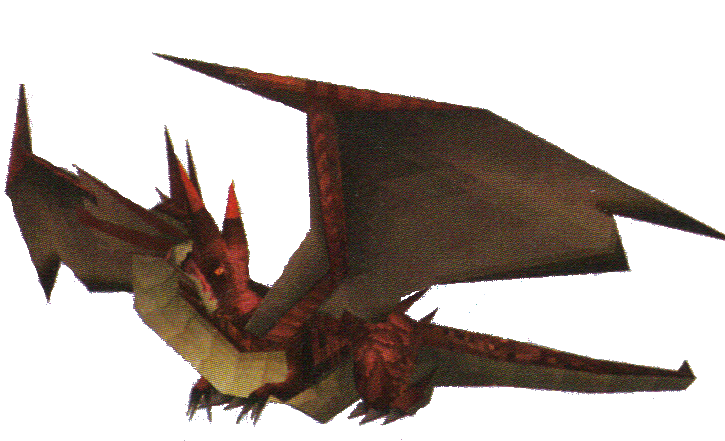 Red Dragon (The 4 Heroes of Light)