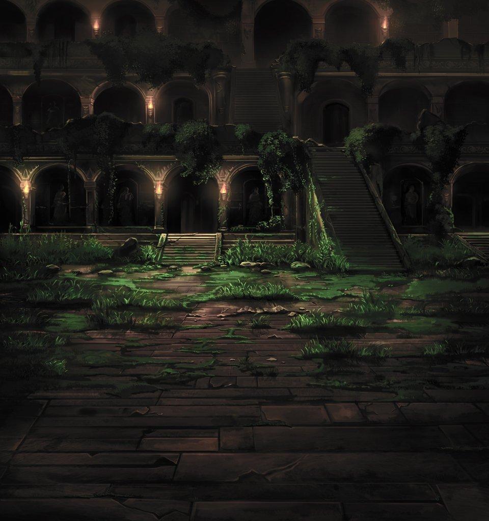 Final Fantasy Brave Exvius battle backgrounds