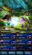 FFBE Night Sword Ability
