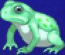 FFIV PSP Young Rydia Frog Portrait