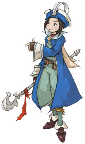 Blue Mage (Tactics Advance)