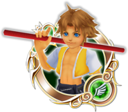 KHUX Tidus 5★ Medal