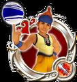 KHUX Wakka 4★ Medal