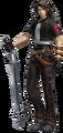 DFFNT Squall's Kingdom Hearts Costume A