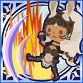 FFAB Whip Kick - Fran Legend SSR