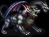 FFBE Demon Chimera Sprite