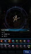 FFBE Foot Soldier Analyze 2