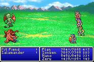 FFII Flame Shield GBA