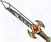 FFMQ Excalibur Artwork