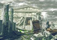 FFVIII Casa di Edea 1
