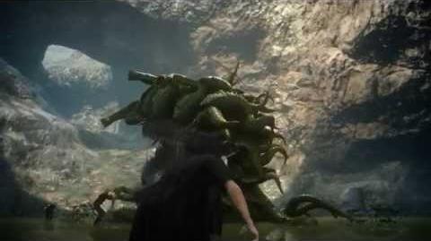 """Final_Fantasy_XV_-_Extrait_ATR_Gamescom_-_""""Mauvaise_Haleine"""""""