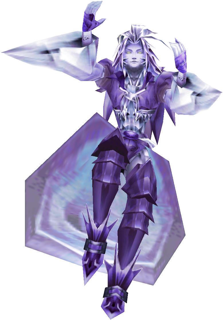 Dissidia Final Fantasy (2008) enemies