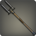 Silver Battle Fork from Final Fantasy XIV icon