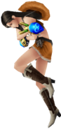 TifaDissidiaCowgirl