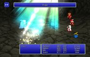 WHM using Diaga from FF Pixel Remaster