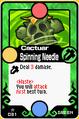 Cactuar Spinning Needle