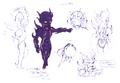 Cecil Dark Knight DS Art