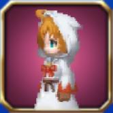 FFDII Aemo White Mage icon