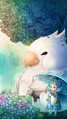 FFRK Tyro and Fat Chocobo BG