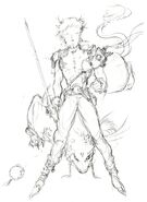 FFVII Heel (Sketch)