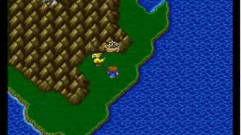 FFV Guido's Cave Glitches
