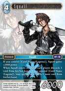 Squall 1-042R from FFTCG Opus