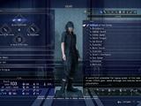 Final Fantasy XV weapons