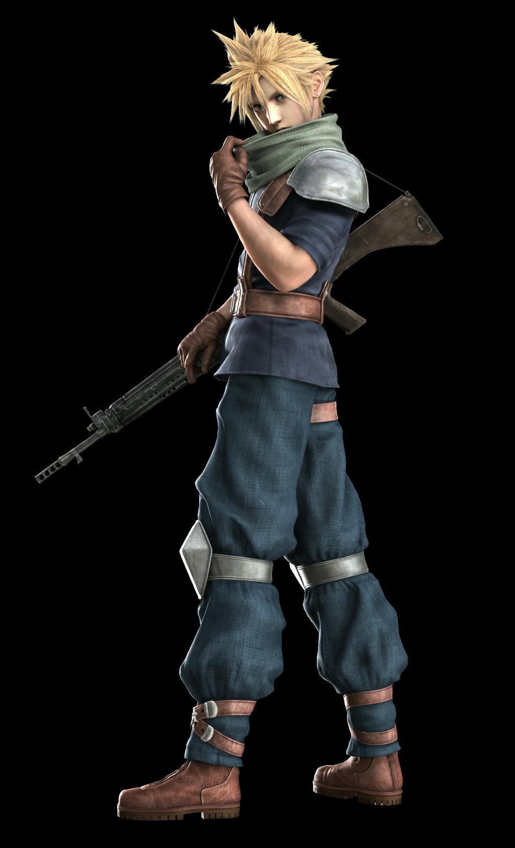 Crisis Core -Final Fantasy VII-/Drake/Part 6
