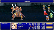 FF4PSP TAY Enemy Ability Excalipoor