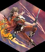FFD2 Jornee Flame Mage