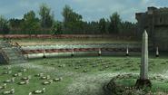 FFT-0 Suzaku Peristylium Graveyard