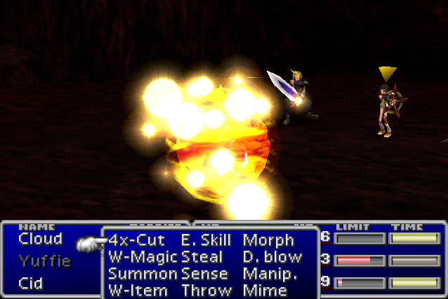 Fire3 (Final Fantasy VII)