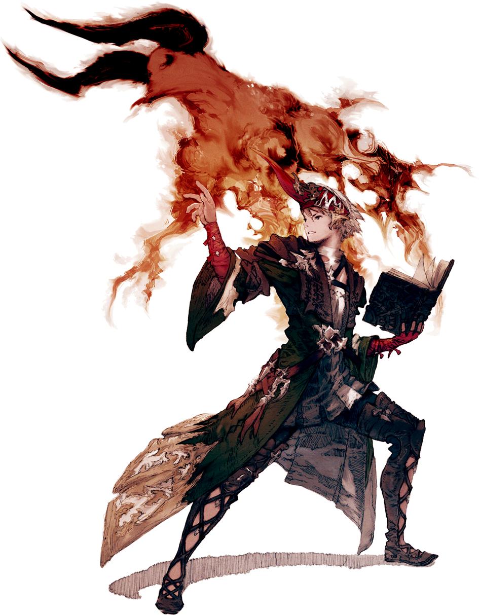 Summoner Final Fantasy Xiv Final Fantasy Wiki Fandom