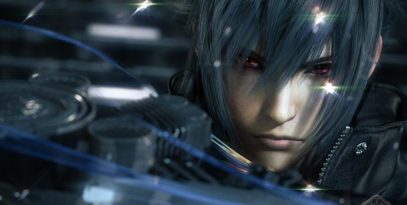 Final Fantasy Versus XIII E3 2006 trailer
