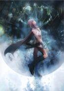 Lightning FFXIII Early Concept Art