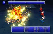 BLW using Flare from FF Pixel Remaster