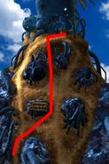 Condor War enemy path 9