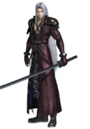 DFF2015 Sephiroth Costume2